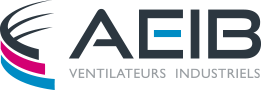 Logo Ventilateurs AEIB
