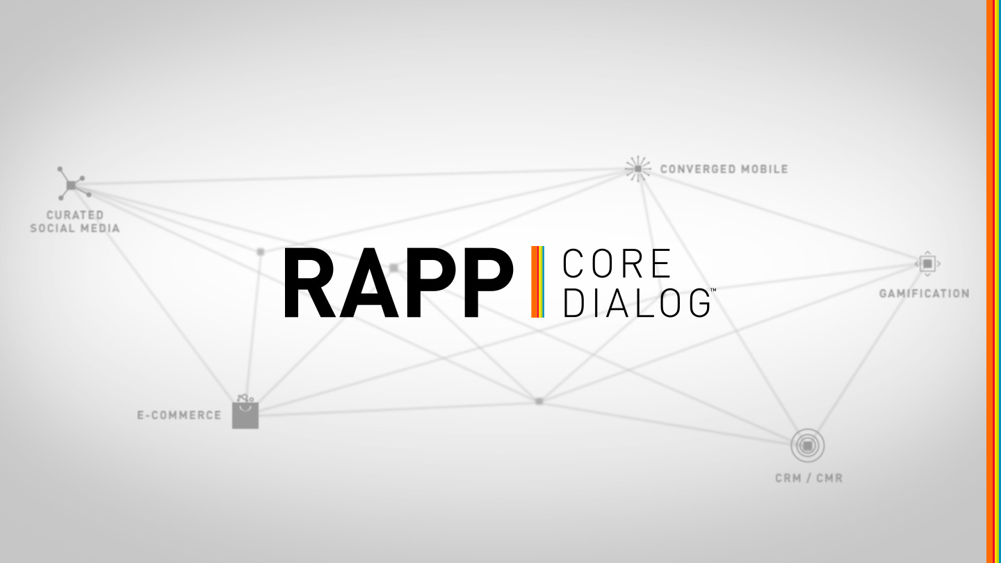 Logo Rapp Collins - Rapp Digital - Brand & Business - Consulting Management Services