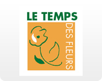 Logo SAS le Temps des Fleurs
