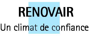 Logo Renovair Genie Climatique