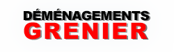 Logo Demenagements Grenier