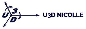 Logo U3D Nicolle