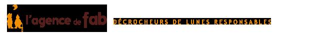 Logo L'Agence de Fab