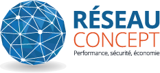 Logo Reseau Concept