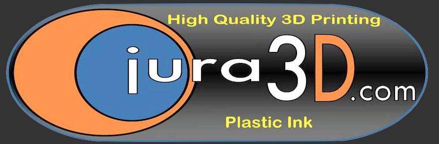 Logo O Jura 3D