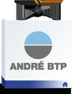 Logo Andre Btp