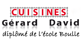 Logo Les Cuisines Gerard David