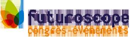 Logo SA d'Economie Mixte Locale du Palais des Congres du Futuroscope