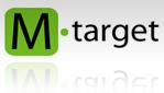 Logo M Target