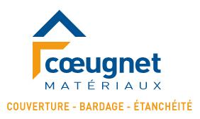 Logo Coeugnet Materiaux