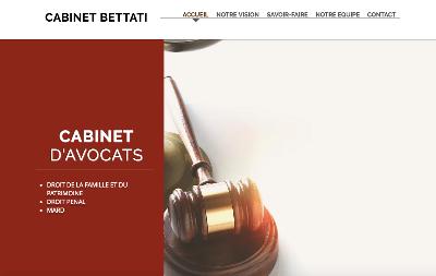 Cabinet Bettati