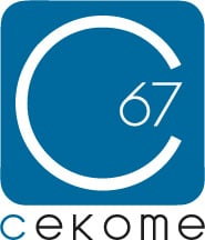 Logo Cekome 67