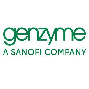 Logo Genzyme, a Sanofi Company