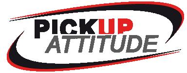 Logo Pickup Attitude