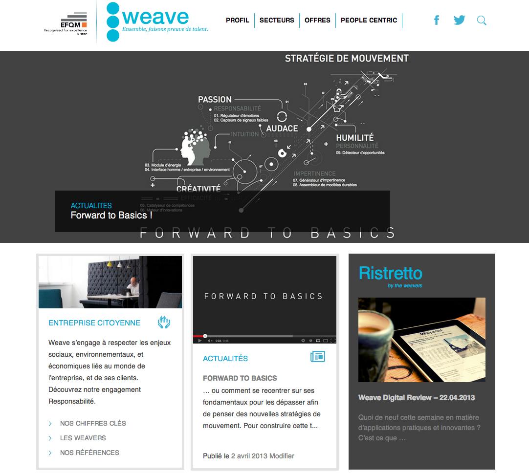 Weavetechnologies - Airmis