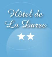 Logo Hotel de la Darse