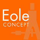 Logo Eole Concept