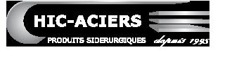 Logo Hic Aciers EURL
