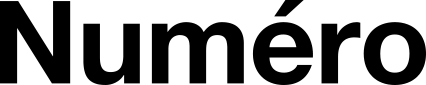 Logo Numero Presse