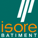 Logo Isore Batiment