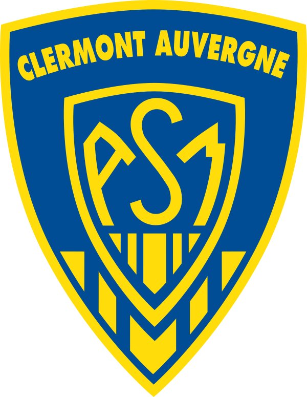 Logo Asm Clermont Auvergne