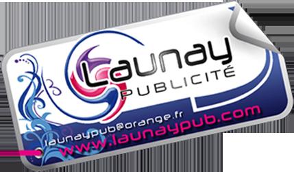 Logo SARL Launay Publicite