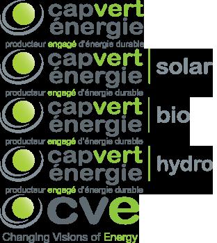 Logo Cap Vert Energie