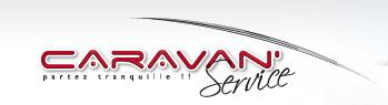 Logo Caravan Service