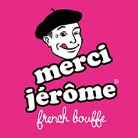 Logo Merci Jerome Developpement