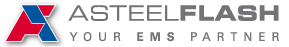 Logo Asteelflash Group