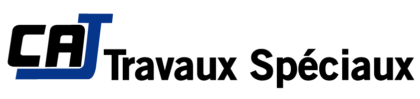 Logo Caj Travaux Speciaux