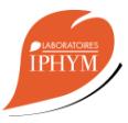 Logo Laboratoires Iphym