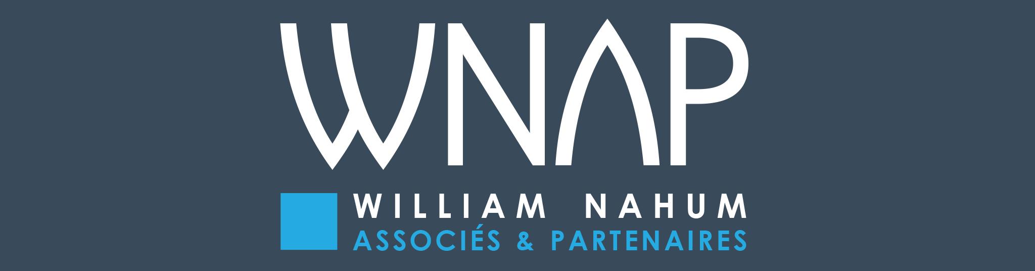 Logo SAS William Nahum Associes Partenaires