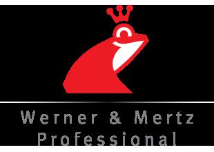 Logo Werner & Mertz France Professional
