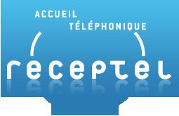 Logo SARL Receptel