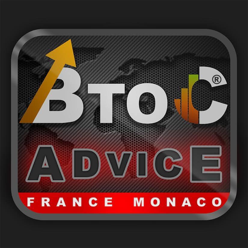Logo BTOCADVICE FRANCE MONACO
