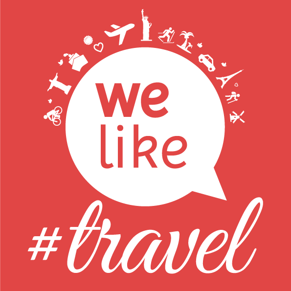 Logo We Like Travel