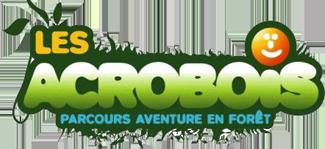 Logo Acrobois Acrobranche Parc Avent Robinson