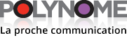 Logo Polynome Communication
