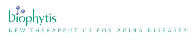 Logo Biophytis