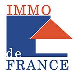 Logo Immo de France Valrim