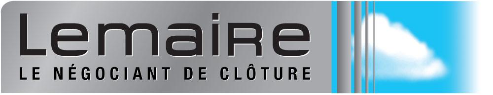 Logo Lemaire Lemaire Cloture et Securite Lemaire le Negociant de Cloture