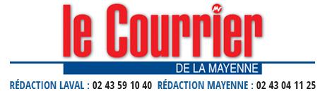 Logo Le Courrier de la Mayenne - Publi Oues