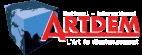 Logo Artdem Transports Logistique Mery