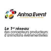 Logo Team building paris - Anima Event