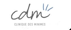 Logo Clinique des Minimes