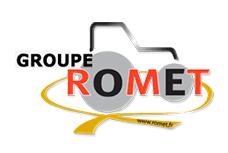 Logo SARL Groupe Romet
