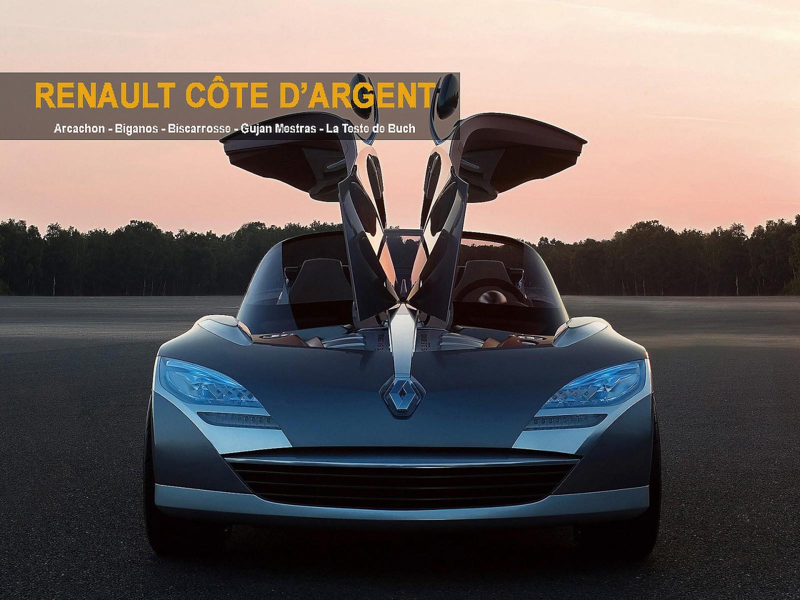 Logo Cote d'Argent Autos