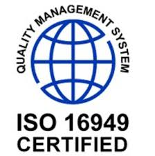 Certification ISO 16949