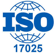 Certification ISO 17025